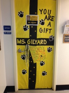 Decorated Doors for Every Teacher